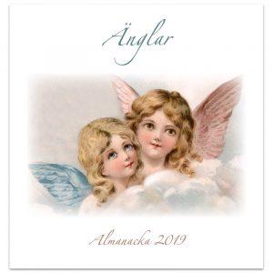 Almanacka med änglar 2019