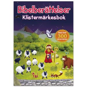 Klistermärkesbok - Bibelberättelser