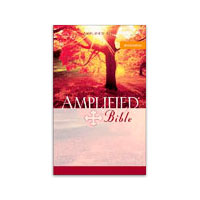 Amplified Bible - Pocket