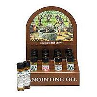 Oljeflaska - Med parfym