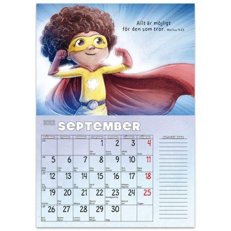 Barnkalender 2022