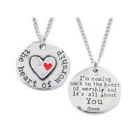 Halssmycke - Hjärtan
