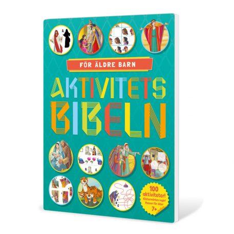 Aktivitetsbibeln - för äldre barn