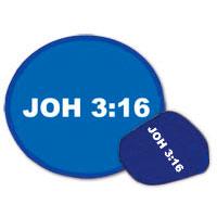 Frisbee - Joh 3:16