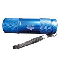 Ficklampa - Blå