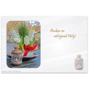 Vinjettkort - Jul