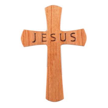 Träkors - Jesus
