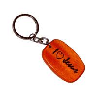 Nyckelring - I love Jesus