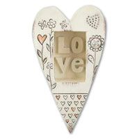 Väggtavla - Love