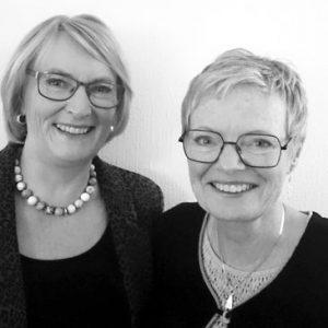 Ewa Rosendahl och Tina Järdhult