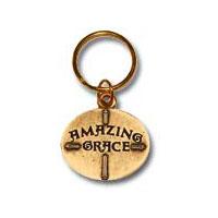 Nyckelring - Amazing grace