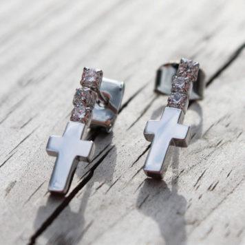Örhängen - Kors