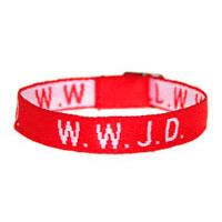 Armband - WWJD