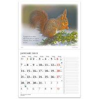 Naturkalender 2019 - Reine Jonsson