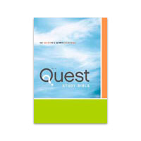 Quest Study Bible - NIV