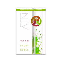 Teen Study Bible - NIV