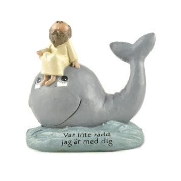 Jona och valfisken - Var inte rädd