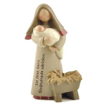 Maria och Jesusbarnet