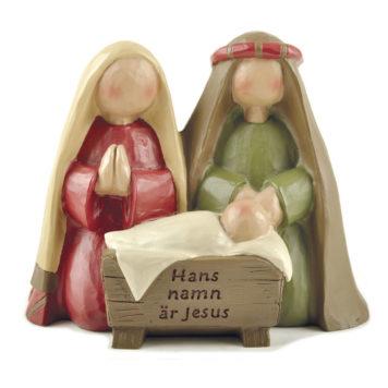 Jesu födelse - Hans namn är Jesus
