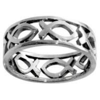 Silverring – Fiskar