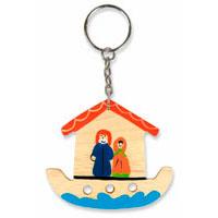 Nyckelring - Noas Ark