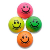 Skumgummiboll - Smile