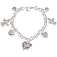 Armband - Änglar och hjärtan